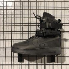 Nike SF Air Force 1 High 'Triple Black'