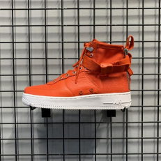 Nike SF Air Force 1 Mid 'Team Orange'