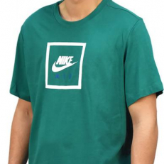 Nike Sportswear Air 2 T-Shirt - Mystic Green/ White