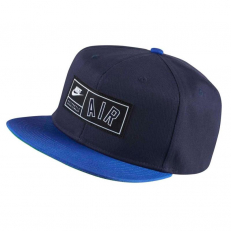 Nike Sportswear Air Pro Cap - Obsidian/ Game Royal/ Pine Green