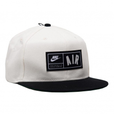Nike Sportswear Air Pro Cap - Sail/ Black/ Pine Green