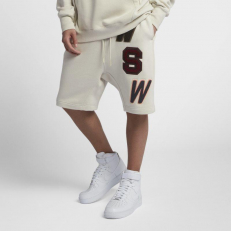 Nike Sportswear Fleece Shorts - Light Bone