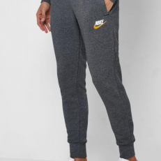 Nike Sportswear Heritage Sweat Pant - Black/ Heather