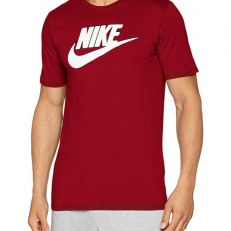 Nike Sportswear Logo T-shirt - Dark Red