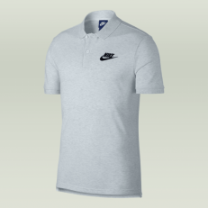 Nike Sportswear Polo PQ Matchup Birch Heather/Black