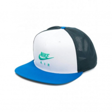 Nike Sportswear Pro Air Cap/ White, Green