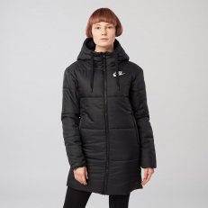 Nike Sportswear Synthetic-Fill Reversible Parka - Black/ White