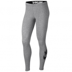 Nike Sportswear W Futura Club Leggings - Grey Heather/ Black