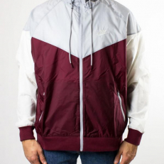 Nike Sportswear Windrunner - Night Maroon/ Wolf Grey/ Sail/ Sail