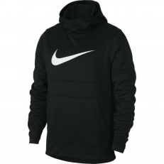 Nike Spotlight Dri-Fit Basketball PO Hoodie - Black/ White