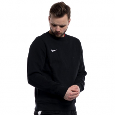 Nike Team Club Crew Sweatshirt - Black/ White