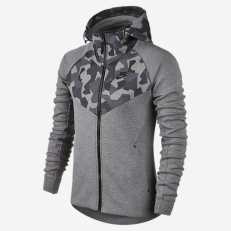 Nike Tech Fleece AW 77 Full Zip Hoodie