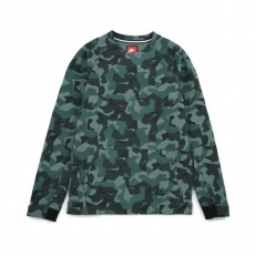 Nike Tech Fleece Camo Crew