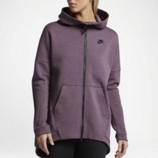 Nike Tech Fleece Cape Full Zip Hoodie