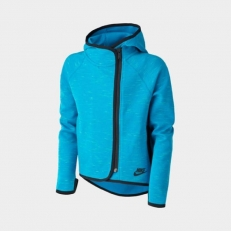 Nike Girls Tech Fleece Cape Hoodie