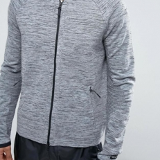 Nike Tech Knit Full Zip Crew