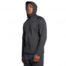 Nike Therma-Sphere Training Jacket - Anthracite Grey/ Black