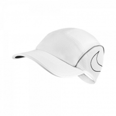 Nike W Aerobill Running AW84 Reflectiv 5Panel Cap - White/ Black