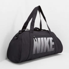 Nike W Gym  Club Duffel Bag - Black/ White