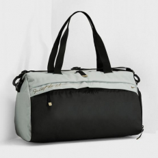 Nike W Radiate Club Duffel Bag - Light Silver/Black