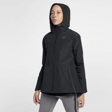 Nike W Sportswear Tech Pack Hooded Jacket - Black