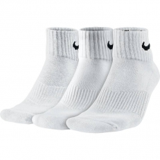 Nike White Socks (3 db)