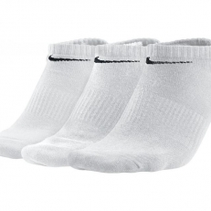 Nike White Socks (3db)