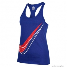 Nike Wmns Shadow Dot Racer Tank
