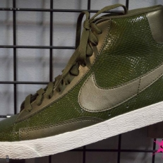 Blazer Mid Leather Premium (Snake)