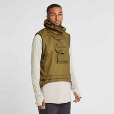 NikeLab Advanced Apparel Exploration 1.0 Vest - Hazel rush/Black