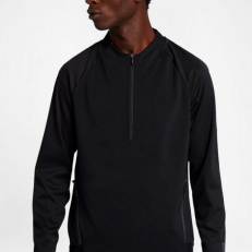 NikeLab Essentials Tr Therma 1/2 Zip Hoodie - Black