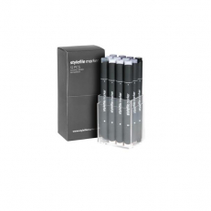 Stylefile Cool Grey Marker Set (12 db)