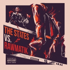 The States Vs Rawmatik CD