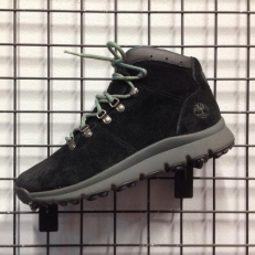 Timberland Boots (Blck&Turquize)