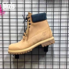 Timberland Boots (Brown&Blue)