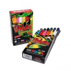 Uni Posca Urban Colours Set (12db)